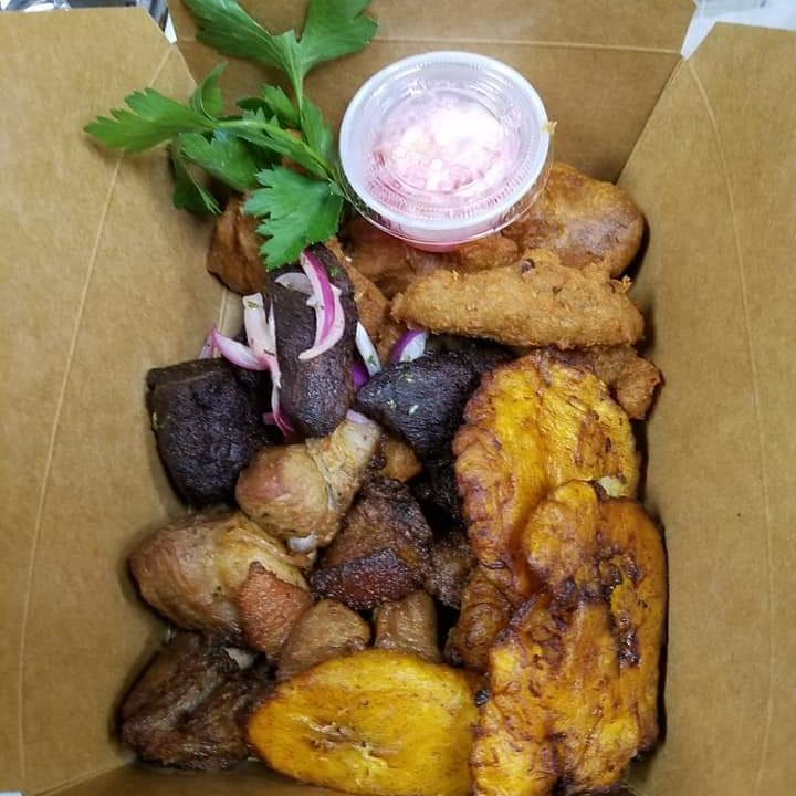 Mixed Fritters